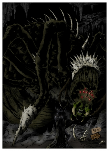 Ungoliant_and_Morgoth_by_palantir6.jpg