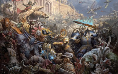 fantasy mage war castles warhammer chaos elves dwarfs battles orcs artwork siege 2560x1600 wallpa_wallpaperswa.com_85.jpg